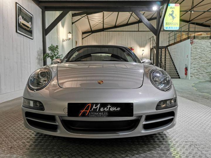 Porsche 911 997 3.8 355 CV CARRERA S BV6 Gris - 3