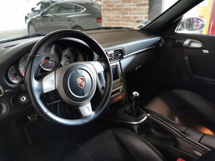 Porsche 911 997 3.8 355 CV CARRERA S BV6 Gris - 5