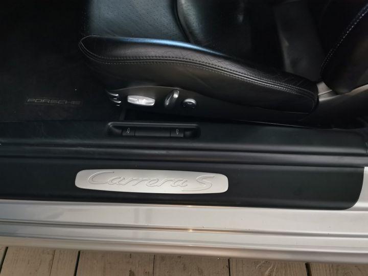 Porsche 911 997 3.8 355 CV CARRERA S BV6 Gris - 11