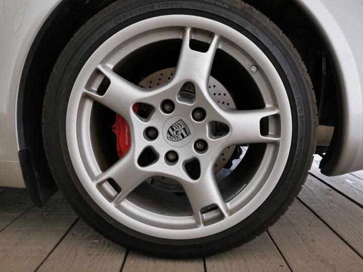 Porsche 911 997 3.8 355 CV CARRERA S BV6 Gris - 14