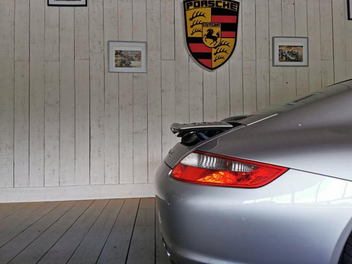 Porsche 911 997 3.8 355 CV CARRERA S BV6 Gris - 15