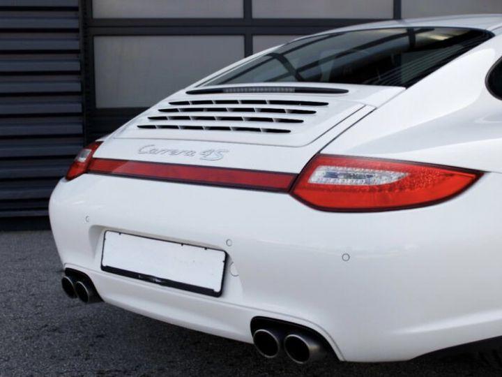 Porsche 911 997 4S  blanc - 5