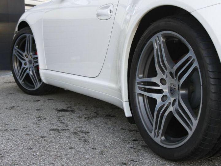 Porsche 911 997 4S  blanc - 6