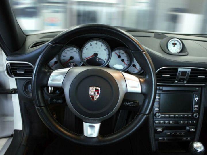 Porsche 911 997 4S  blanc - 8
