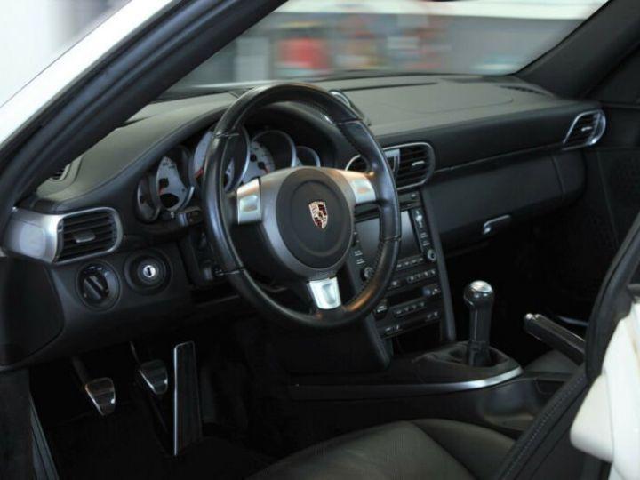 Porsche 911 997 4S  blanc - 9