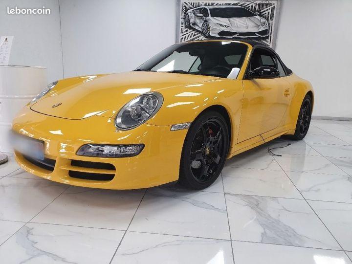 Porsche 911 / 997 4S Cabriolet BVM6 Autre - 1