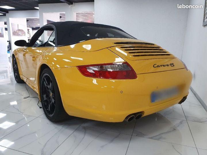 Porsche 911 / 997 4S Cabriolet BVM6 Autre - 2