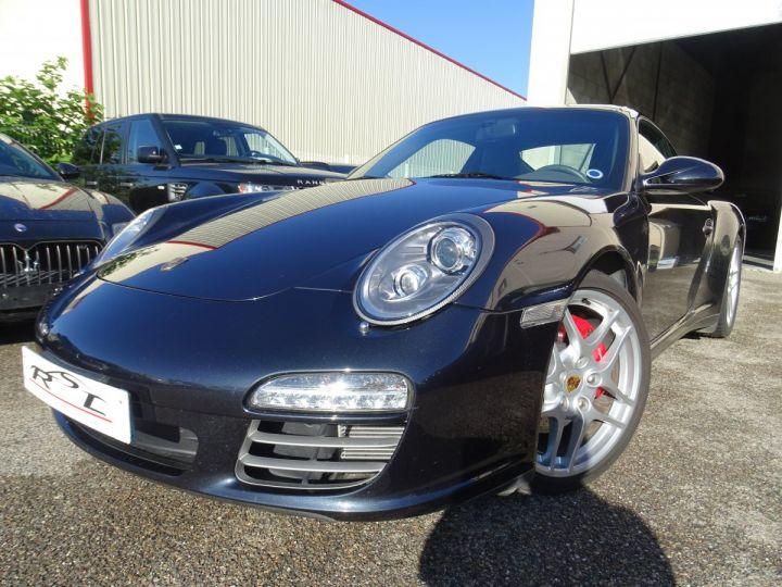 Porsche 911 997 4S PDK MK2 395PS 3.8L 1ere Main/Pack Chrono+  TOE  Régulateur  .... gris atlas met - 1