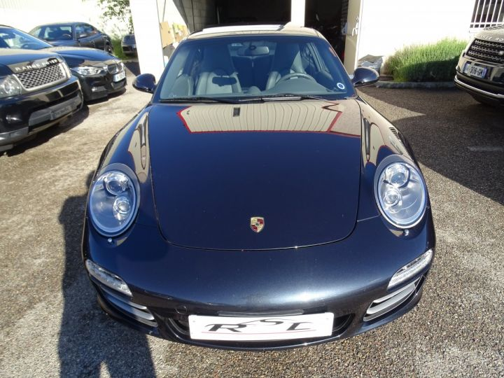 Porsche 911 997 4S PDK MK2 395PS 3.8L 1ere Main/Pack Chrono+  TOE  Régulateur  .... gris atlas met - 3
