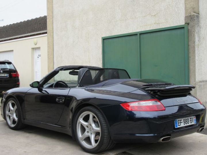 Porsche 911 997 CARRERA 3.6L 325CH BLEU NUIT Occasion - 3