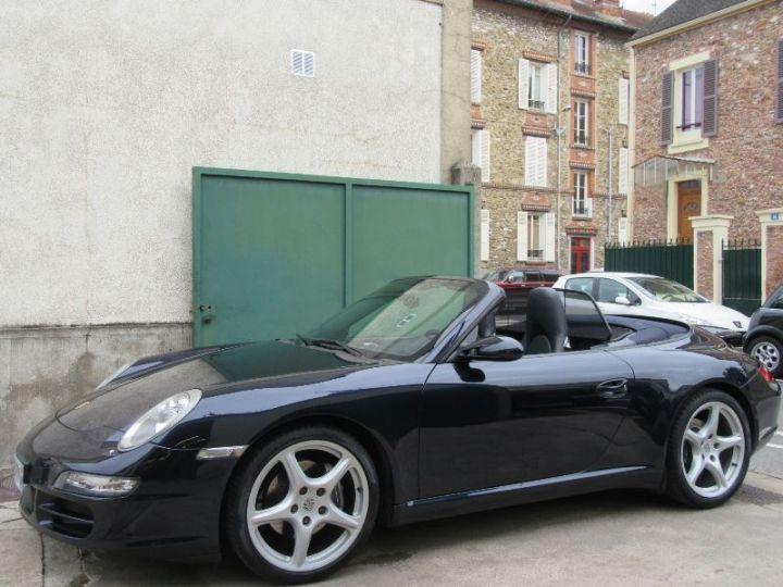 Porsche 911 997 CARRERA 3.6L 325CH BLEU NUIT Occasion - 5
