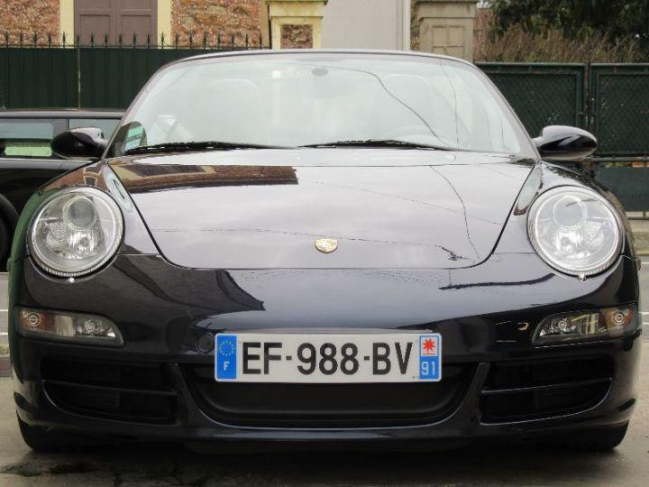 Porsche 911 997 CARRERA 3.6L 325CH BLEU NUIT Occasion - 7