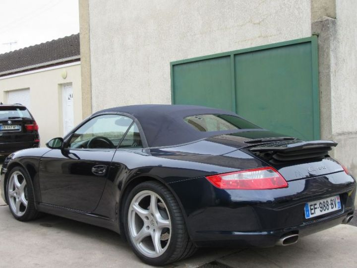Porsche 911 997 CARRERA 3.6L 325CH BLEU NUIT Occasion - 9