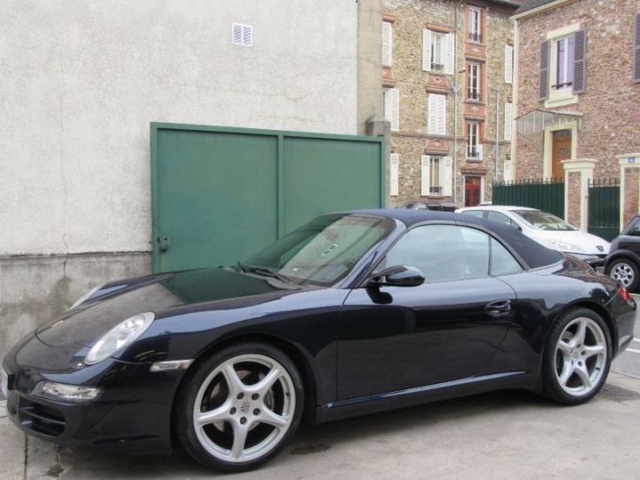 Porsche 911 997 CARRERA 3.6L 325CH BLEU NUIT Occasion - 15