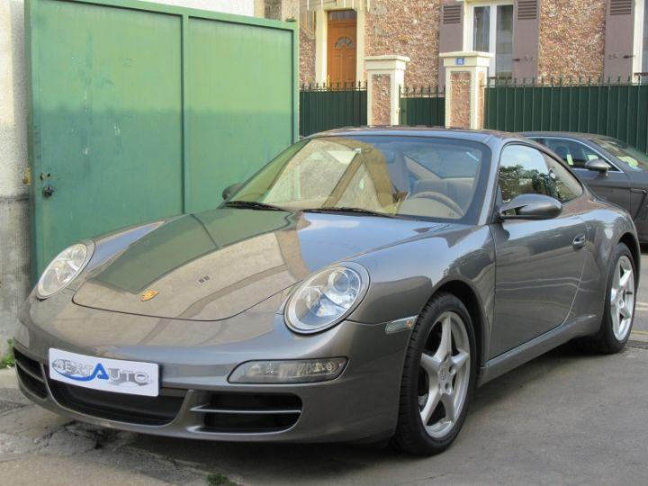 Porsche 911 997 CARRERA 3.6L 325CH GRIS FONCE Occasion - 1