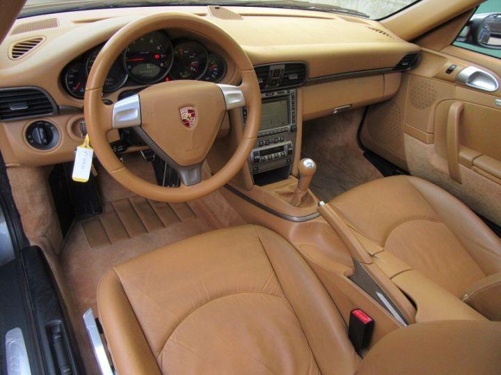 Porsche 911 997 CARRERA 3.6L 325CH GRIS FONCE Occasion - 2