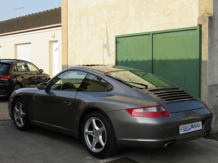 Porsche 911 997 CARRERA 3.6L 325CH GRIS FONCE Occasion - 3