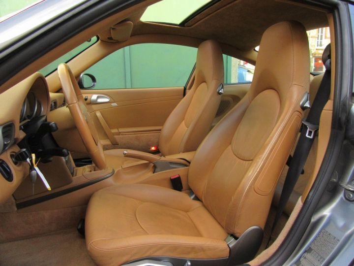 Porsche 911 997 CARRERA 3.6L 325CH GRIS FONCE Occasion - 4
