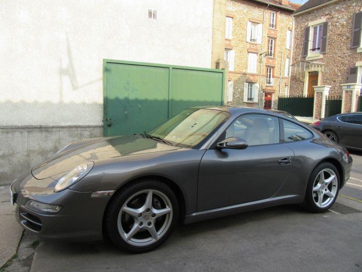 Porsche 911 997 CARRERA 3.6L 325CH GRIS FONCE Occasion - 5