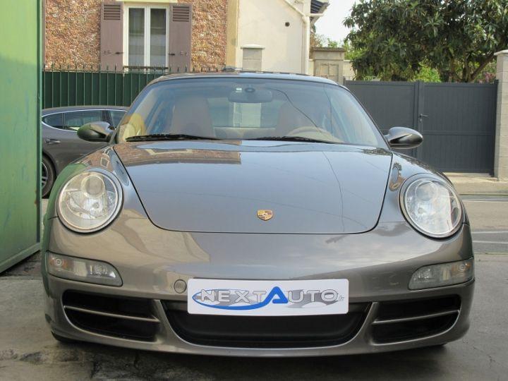 Porsche 911 997 CARRERA 3.6L 325CH GRIS FONCE Occasion - 6