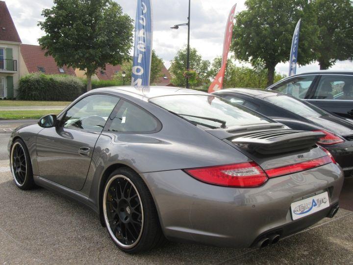 Porsche 911 (997) CARRERA 4S Gris Fonce Occasion - 3