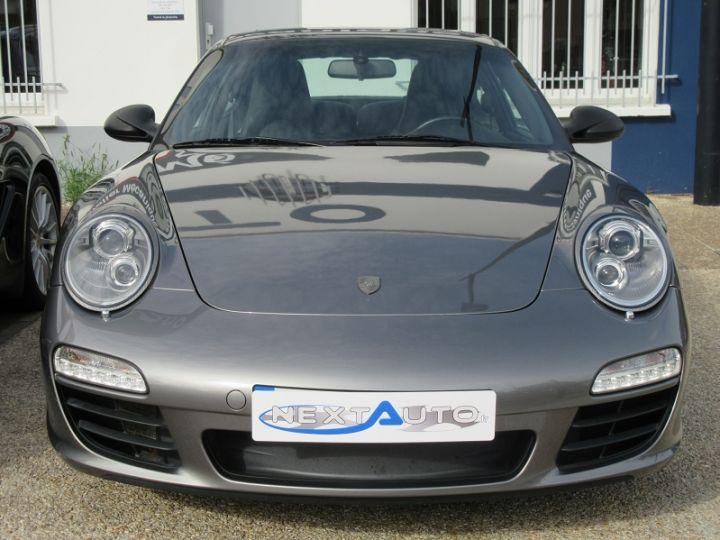 Porsche 911 (997) CARRERA 4S Gris Fonce Occasion - 7