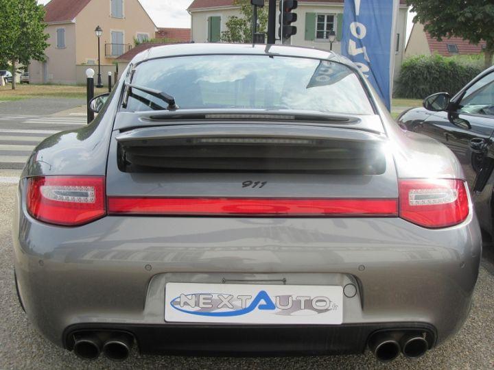 Porsche 911 (997) CARRERA 4S Gris Fonce Occasion - 9
