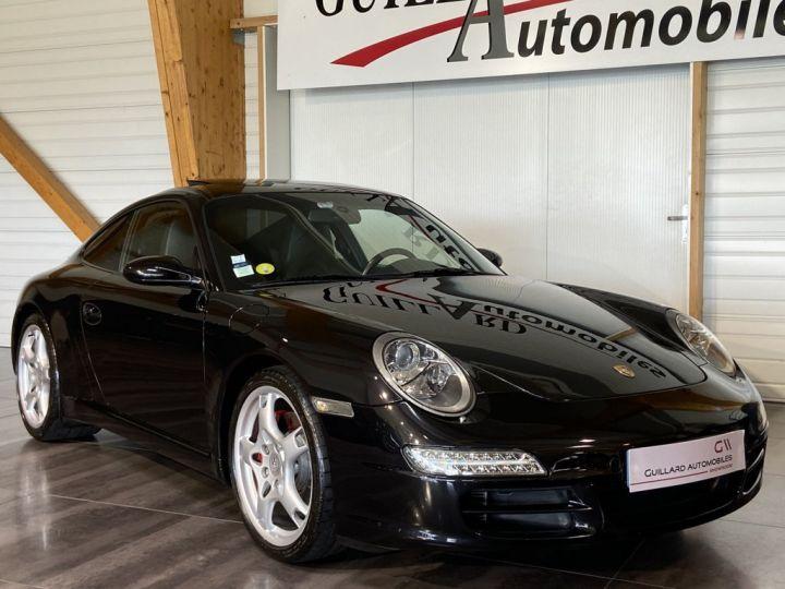 Porsche 911 997 CARRERA S 3.8 355ch BVM6 NOIR - 4