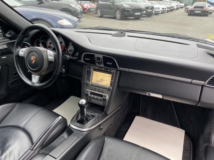Porsche 911 997 CARRERA S 3.8 355ch BVM6 NOIR - 11