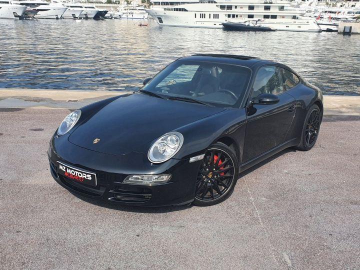 Porsche 911 997 CARRERA S COUPE 355 CV Noir Vendu - 3