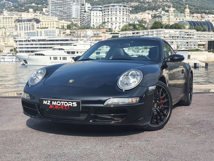 Porsche 911 997 CARRERA S COUPE 355 CV Noir Vendu - 2