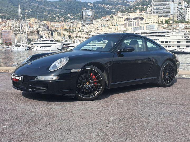 Porsche 911 997 CARRERA S COUPE 355 CV Noir Vendu - 4
