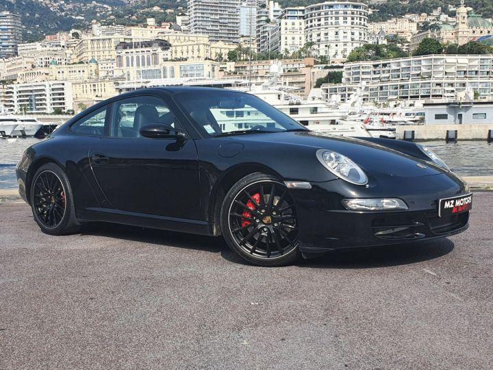 Porsche 911 997 CARRERA S COUPE 355 CV Noir Vendu - 6