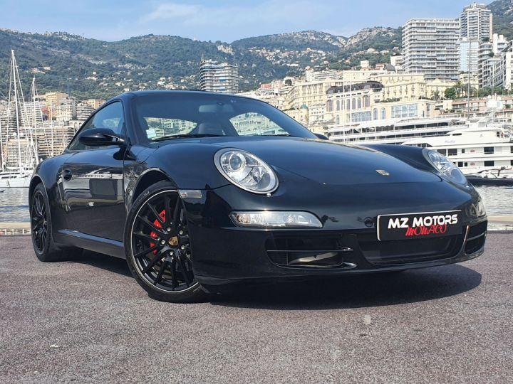 Porsche 911 997 CARRERA S COUPE 355 CV Noir Vendu - 8