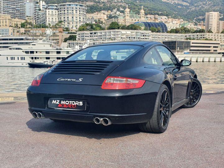 Porsche 911 997 CARRERA S COUPE 355 CV Noir Vendu - 10
