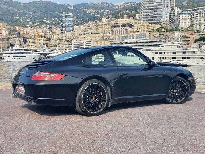 Porsche 911 997 CARRERA S COUPE 355 CV Noir Vendu - 11