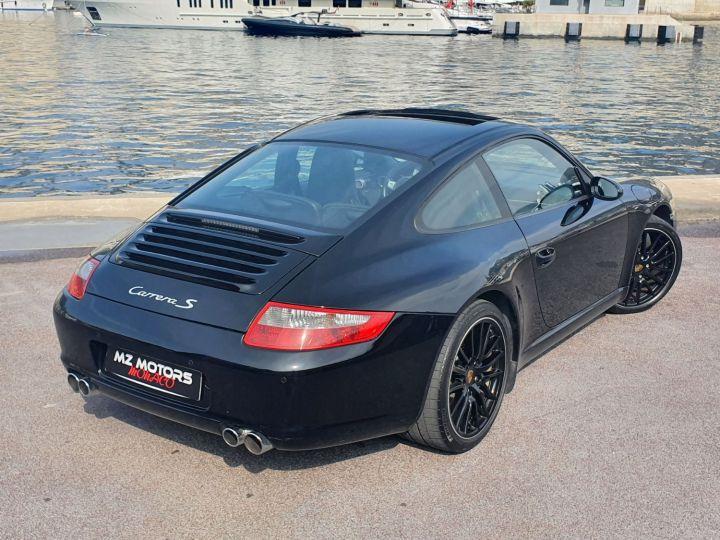 Porsche 911 997 CARRERA S COUPE 355 CV Noir Vendu - 12
