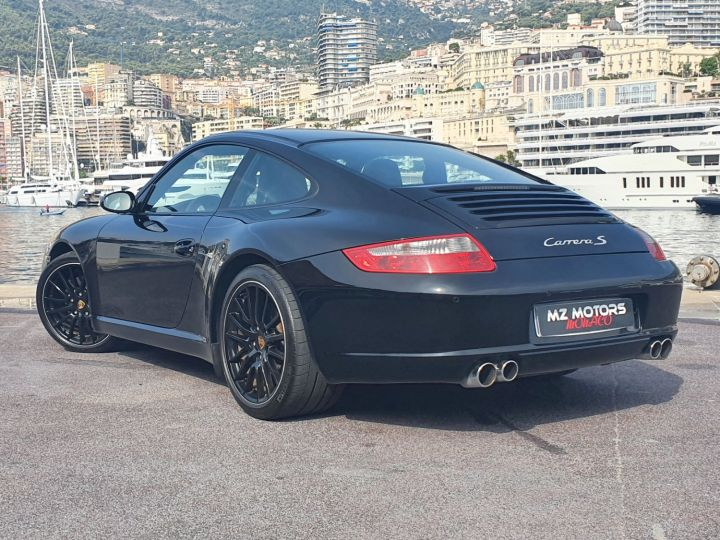 Porsche 911 997 CARRERA S COUPE 355 CV Noir Vendu - 13