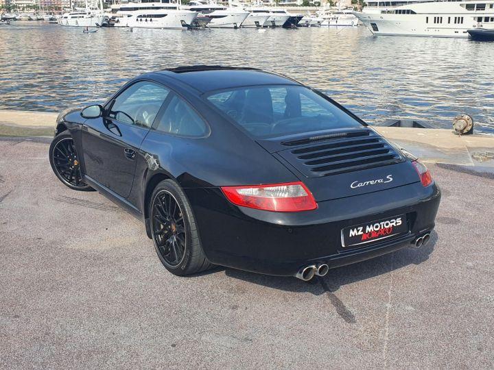 Porsche 911 997 CARRERA S COUPE 355 CV Noir Vendu - 15