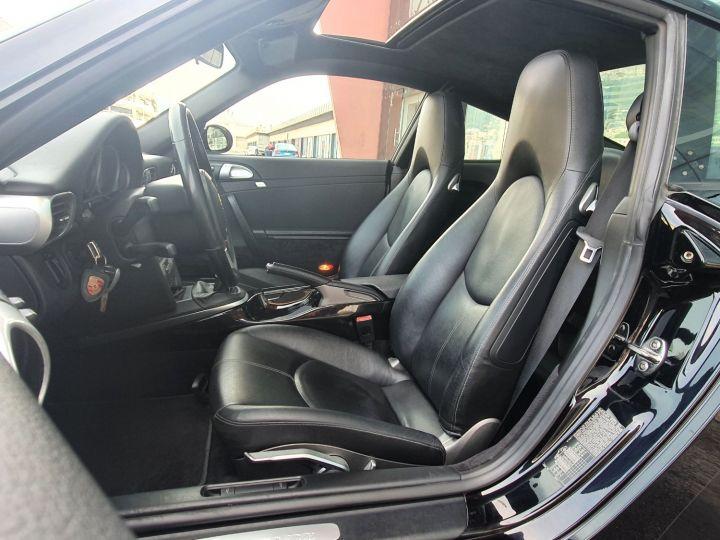 Porsche 911 997 CARRERA S COUPE 355 CV Noir Vendu - 18