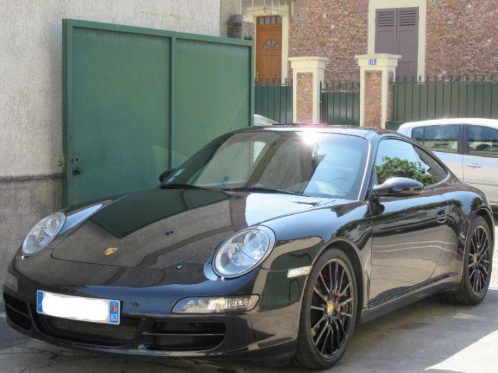 Porsche 911 997 CARRERA S TIPTRONIC S 3.8 355CH NOIR Occasion - 1