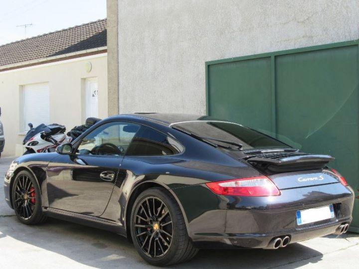 Porsche 911 997 CARRERA S TIPTRONIC S 3.8 355CH NOIR Occasion - 3