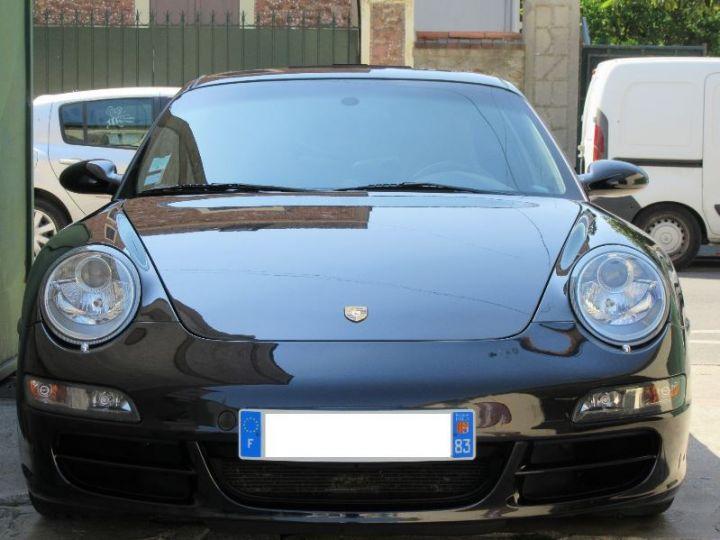 Porsche 911 997 CARRERA S TIPTRONIC S 3.8 355CH NOIR Occasion - 6