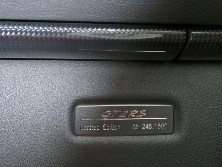 Porsche 911 997 GT2 RS 3.6 620 CV Argent Gt Occasion - 23