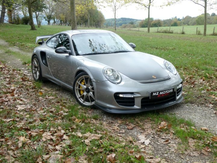 Porsche 911 997 GT2 RS 3.6 620 CV Argent Gt Occasion - 6