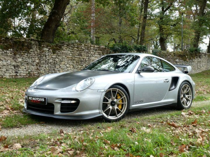 Porsche 911 997 GT2 RS 3.6 620 CV Argent Gt Occasion - 1