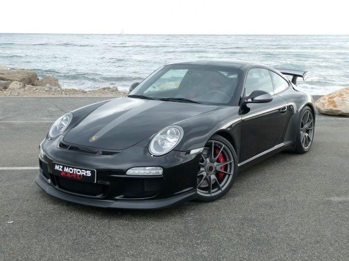 Porsche 911 997 GT3 MK2 CLUBSPORT 435 CV Noir Métal Occasion - 2