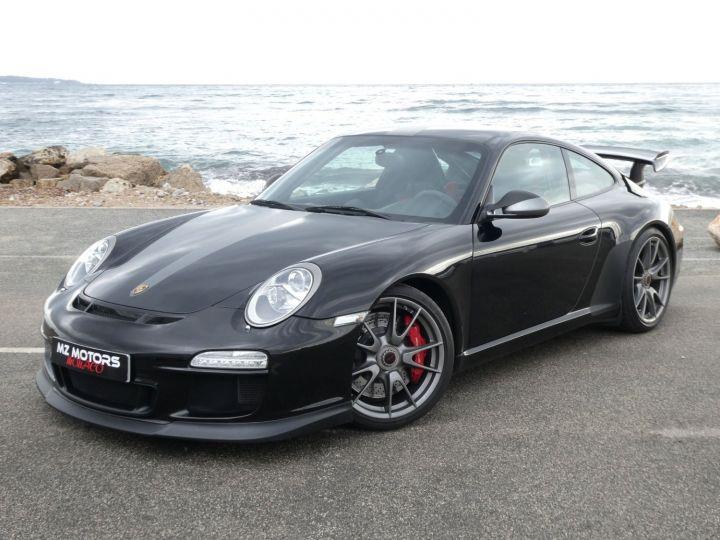 Porsche 911 997 GT3 MK2 CLUBSPORT 435 CV Noir Métal Occasion - 4