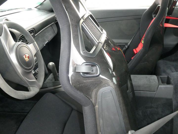 Porsche 911 997 GT3 MK2 CLUBSPORT 435 CV Noir Métal Occasion - 18