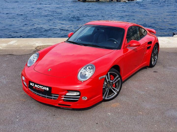 Porsche 911 997 II TURBO COUPE 3.8 500 CV PDK - 1ere Main - 25900 Km Red Guards Vendu - 3